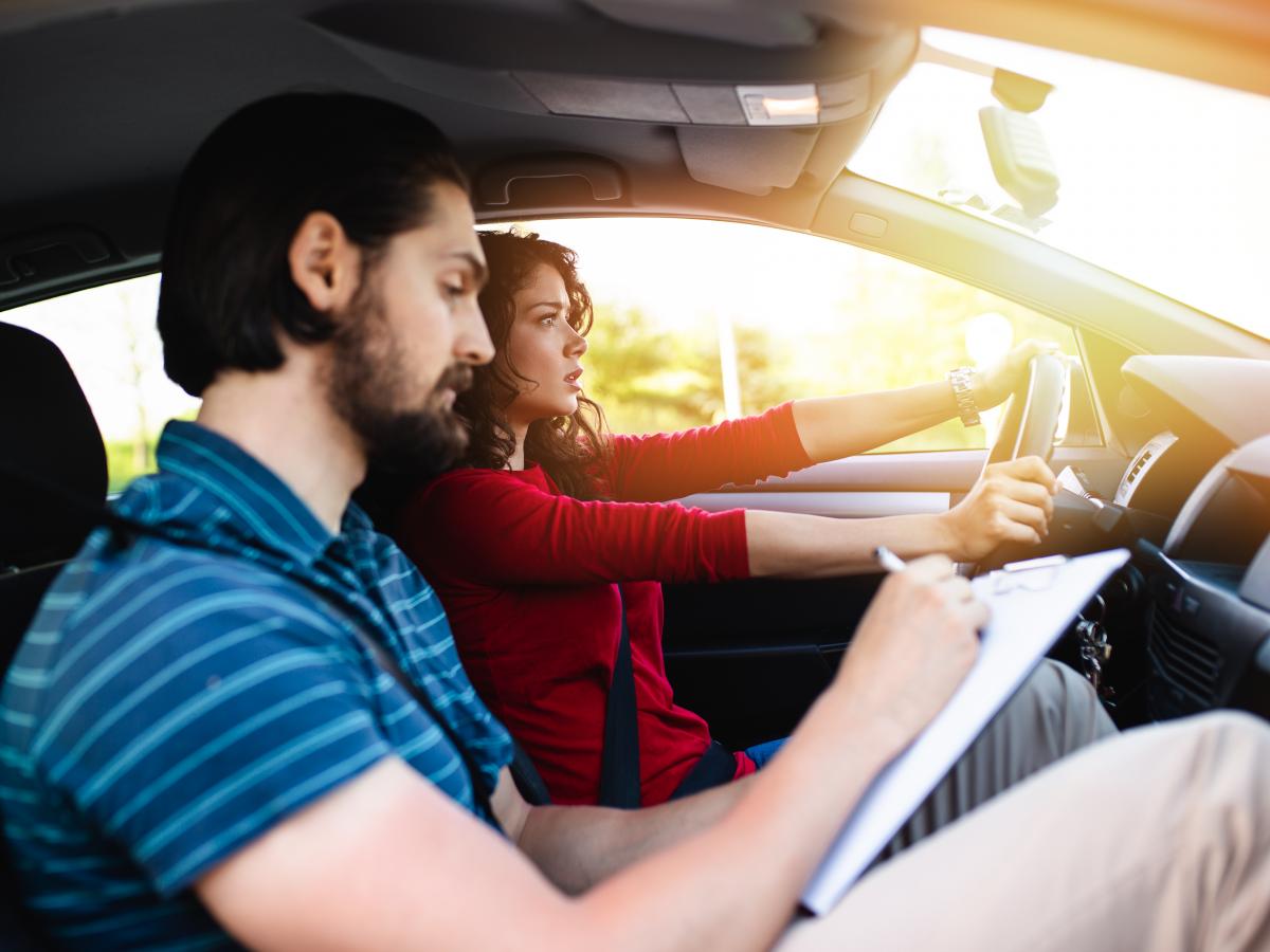 Thi lấy bằng ô tô tại một số nước trên thế giới: Lái cực thạo may ra mới đỗ, một lỗi ẩu là học lại từ đầu! - Ảnh 7.