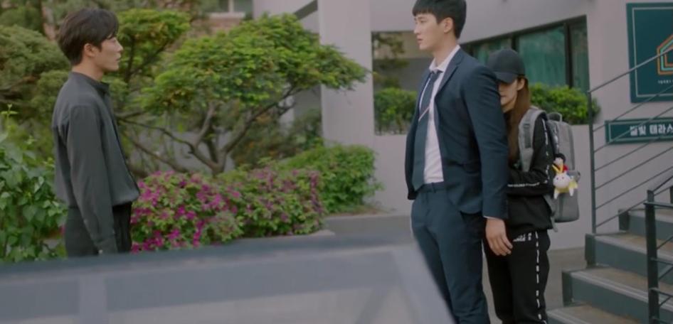 Hậu tỏ tình, Park Min Young lại khiến người yêu tức điên vì dám qua đêm với anh trai nuôi trong Her Private Life! - Ảnh 7.