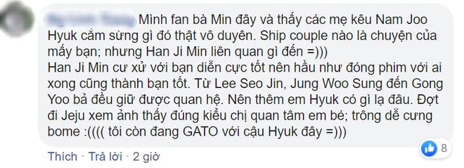 Ảnh Nam Joo Hyuk cùng chị đẹp đi xem phim ngập tràn MXH, nhưng bị gọi tên nhiều nhất lại là 2 nhân vật này! - Ảnh 6.