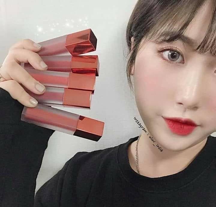 Giá dưới 250k nhưng chất son siêu ổn và toàn màu đẹp, đây là 5 cây son kem Hàn Quốc được con gái Việt tìm mua nhiều nhất lúc này - Ảnh 2.