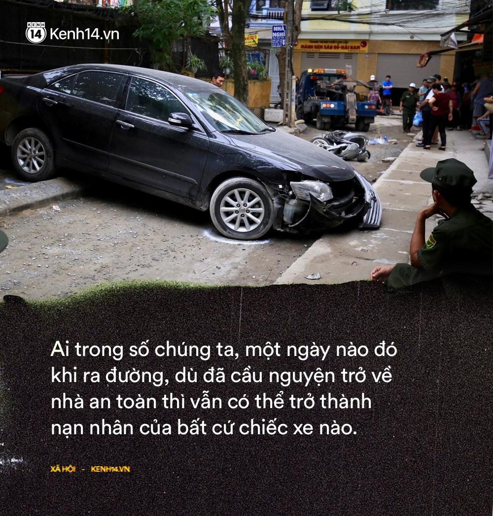 Mỗi ngày ra đường là một cuộc chiến: Chiến đấu để sống sót trở về trước những chiếc xe điên, những tài xế say rượu lao đến trong vô thức... - Ảnh 2.