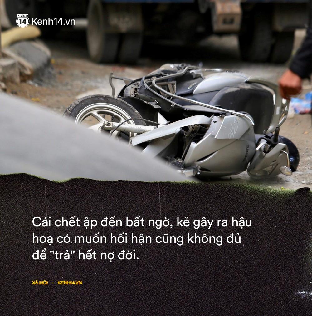 Mỗi ngày ra đường là một cuộc chiến: Chiến đấu để sống sót trở về trước những chiếc xe điên, những tài xế say rượu lao đến trong vô thức... - Ảnh 6.