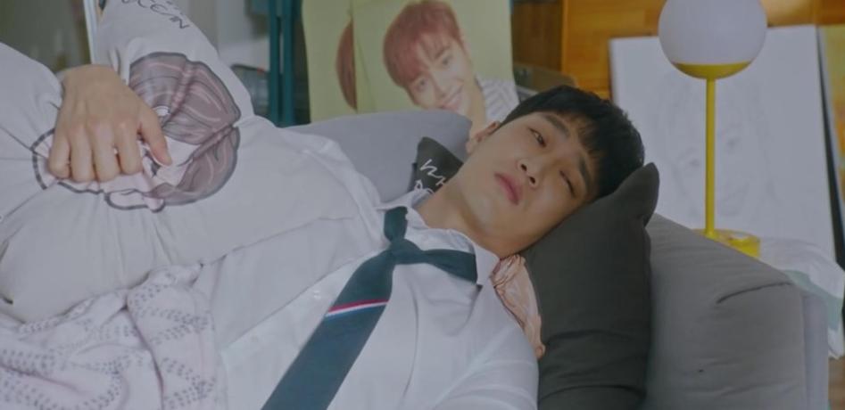 Hậu tỏ tình, Park Min Young lại khiến người yêu tức điên vì dám qua đêm với anh trai nuôi trong Her Private Life! - Ảnh 11.