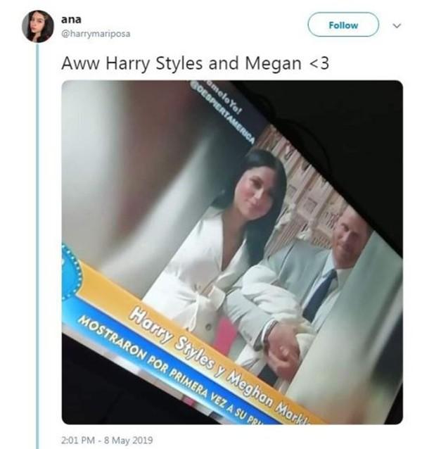 Truyền hình Tây Ban Nha công bố tin gây tranh cãi: Cha đứa bé mới chào đời của Hoàng gia Anh là... Harry Styles? - Ảnh 1.