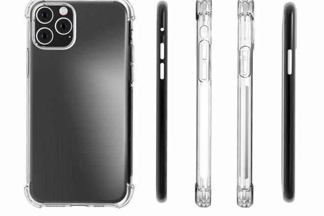 Thiết kế camera khổng lồ của iPhone 2019 vừa bị tiết lộ bởi một hãng ốp lưng - Ảnh 1.