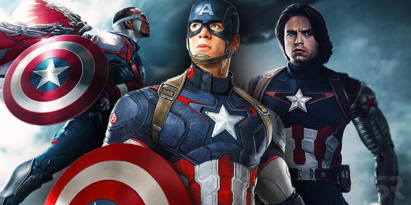 Xin lỗi Bucky, nhưng Falcon mới là người được Captain America chọn vì lí do này! - Ảnh 2.
