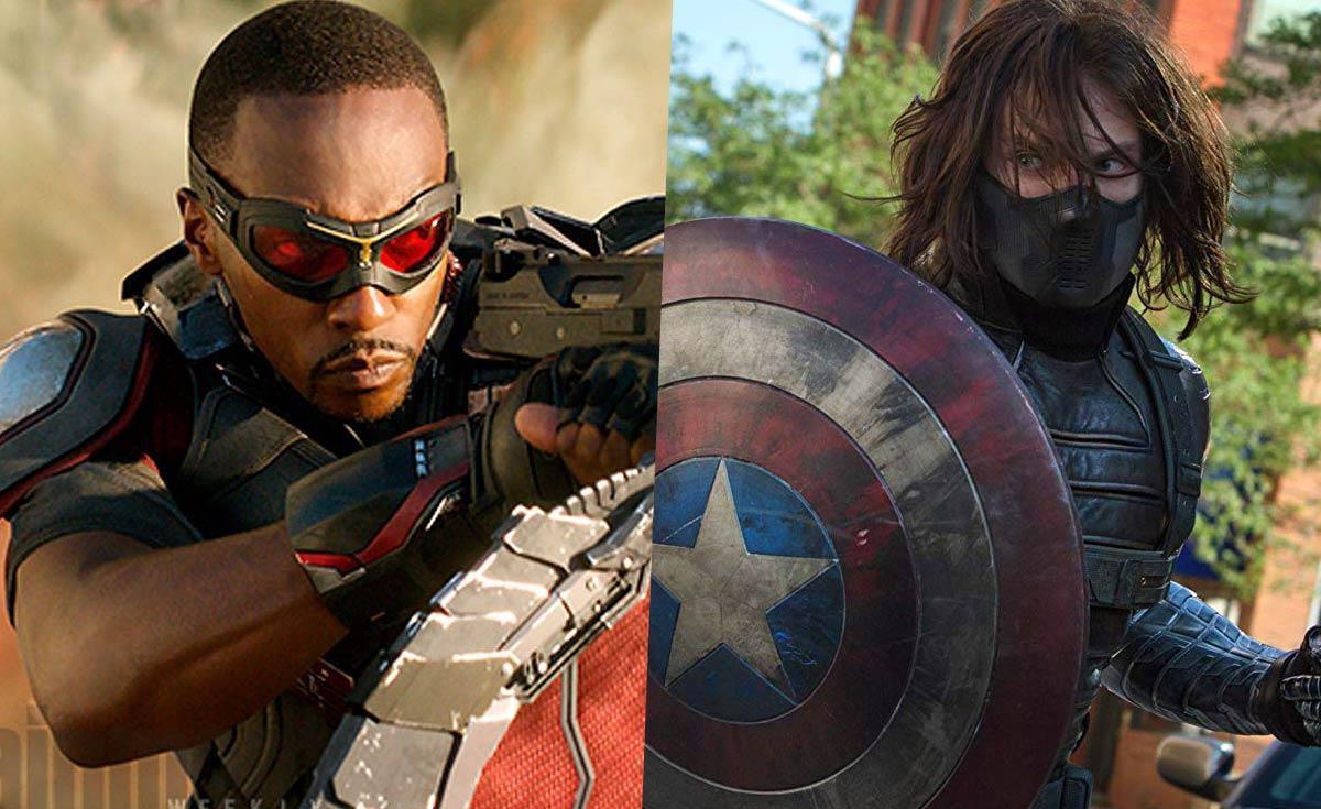 Xin lỗi Bucky, nhưng Falcon mới là người được Captain America chọn vì lí do này! - Ảnh 4.