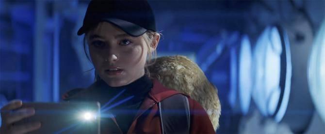 Không phải Ryan Reynolds, nữ chính Pokémon: Detective Pikachu mới là người được xin link nhiều nhất! - Ảnh 5.