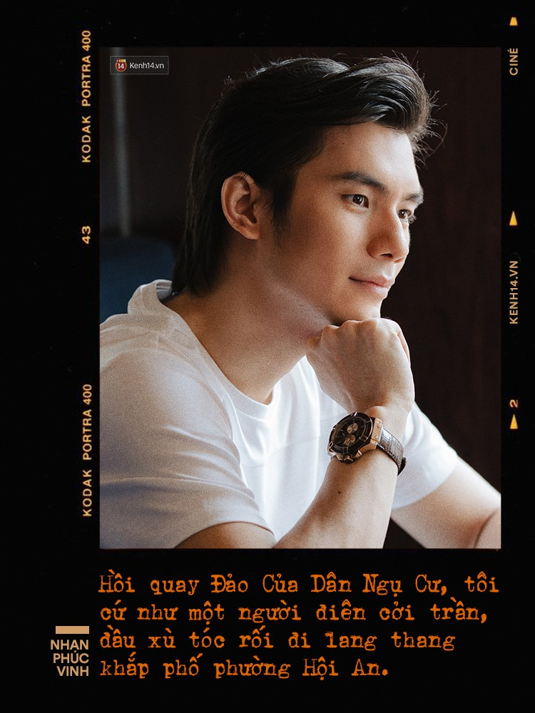 Nhan Phúc Vinh ám ảnh biến cố 10 năm với đạo diễn Nguyễn Quang Dũng: Tôi khóc như mưa ngay giữa quán nhậu - Ảnh 7.