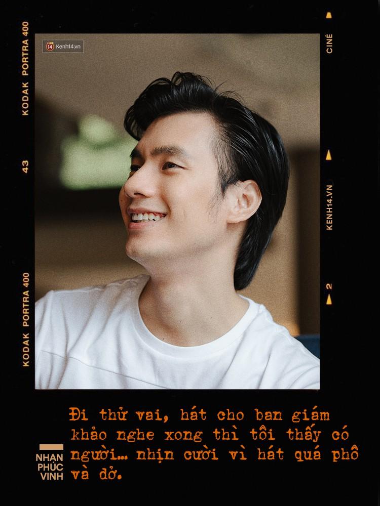 Nhan Phúc Vinh ám ảnh biến cố 10 năm với đạo diễn Nguyễn Quang Dũng: Tôi khóc như mưa ngay giữa quán nhậu - Ảnh 5.