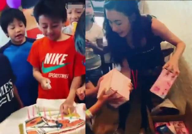 Trương Bá Chi tổ chức sinh nhật cho con trai thứ 2, Tạ Đình Phong đang ở đâu và làm gì mà mất hút? - Ảnh 6.