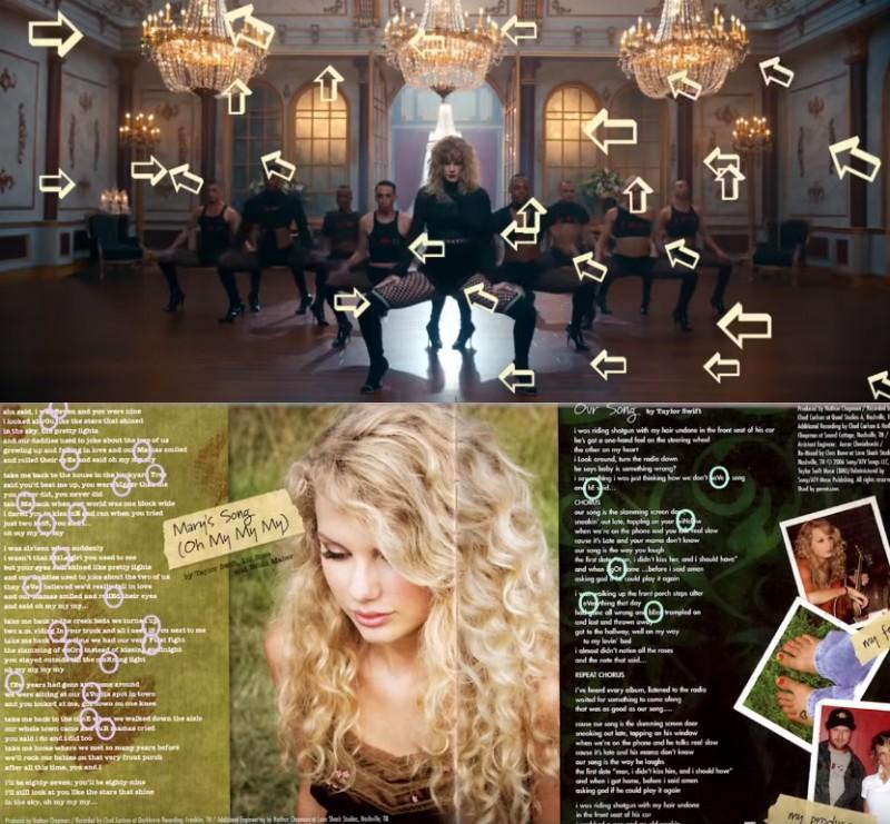 Từ tất cả những lý do này, fan cứng của Taylor Swift sẽ được huấn luyện làm thám tử cho bằng hết đây! - Ảnh 4.