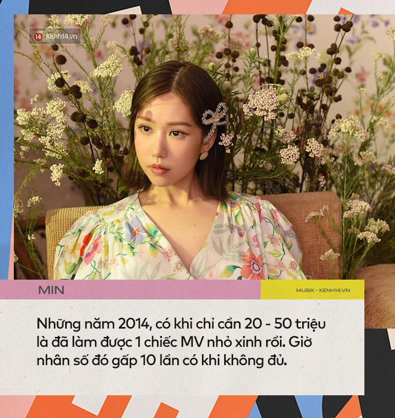 Min nói về lượt xem MV cao thấp trên Youtube: Number talks - những con số luôn biết nói - Ảnh 2.