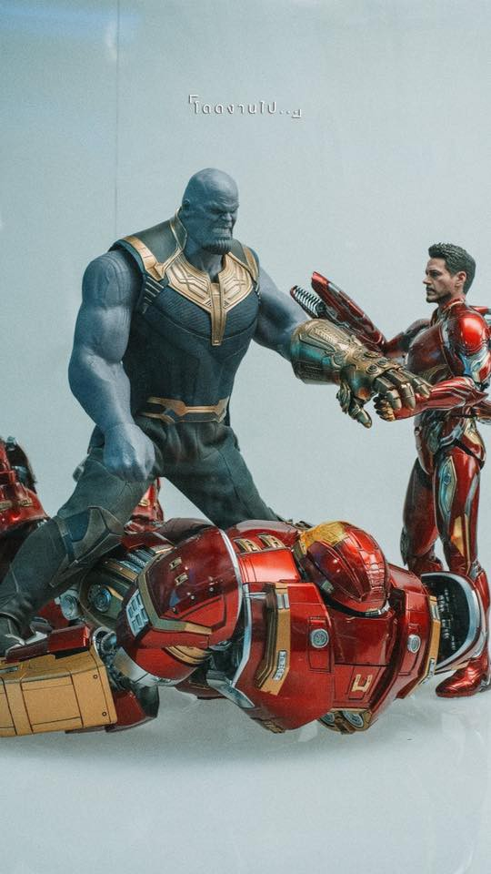 Muôn kiểu fan Marvel: Cuồng đến mức mở hẳn quán cà phê chứa đầy mô hình tiền tỷ! - Ảnh 8.