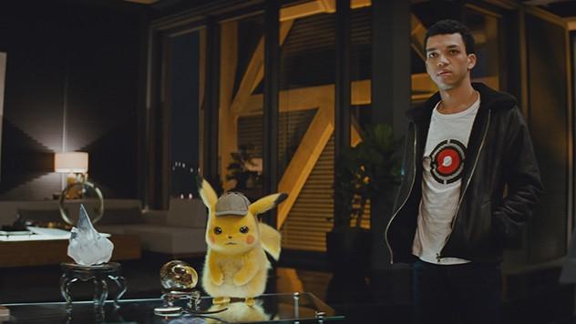 DETECTIVE PIKACHU và kỉ nguyên Pokémon trên màn ảnh rộng - Ảnh 8.