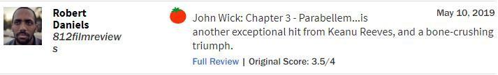 John Wick 3 đạt điểm gần tuyệt đối, tuyệt phẩm hành động là đây chứ còn đâu? - Ảnh 6.