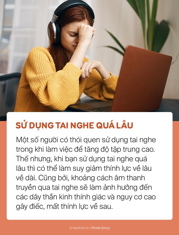 Hãy thay đổi những thói quen xấu này tại văn phòng để tránh ảnh hưởng tới sức khoẻ - Ảnh 7.