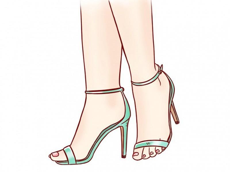 Đi mua giày dép nhớ tránh những lỗi sai này để không làm biến dạng chân nghiêm trọng - Ảnh 3.