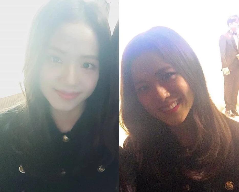 BLACKPINK dự đám cưới anh trai Jisoo: Nữ thần YG gây bão vì xinh bất chấp ảnh chụp vội, Lisa - Jennie bánh bèo hóa - Ảnh 5.