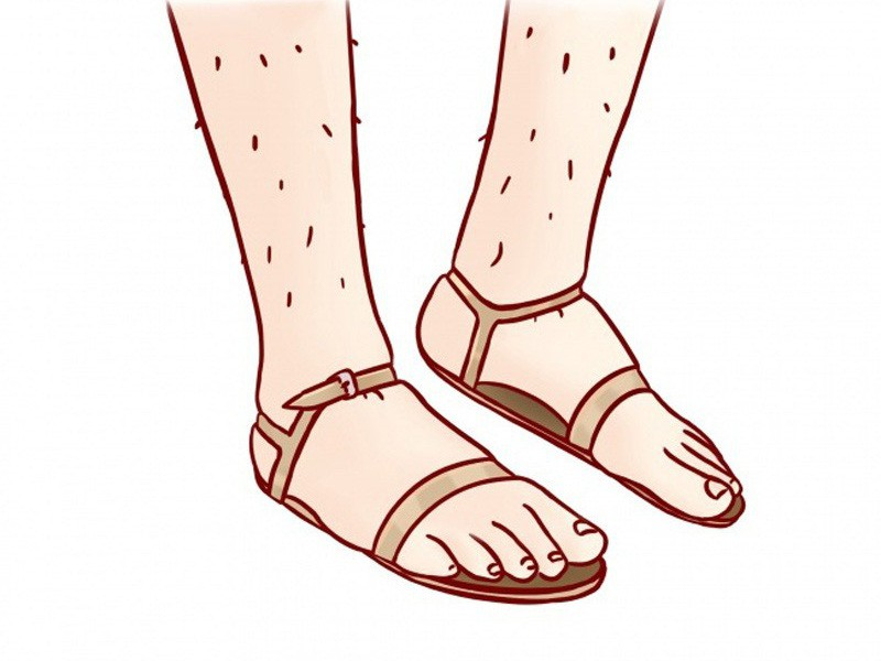 Đi mua giày dép nhớ tránh những lỗi sai này để không làm biến dạng chân nghiêm trọng - Ảnh 6.