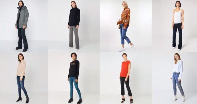Trí tuệ nhân tạo của Nhật Bản đã tạo ra những người mẫu thời trang siêu chân thực từ đầu tới chân - Ảnh 1.