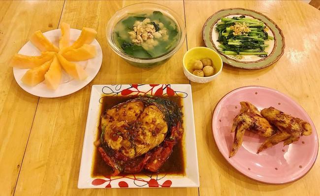 MC Diệp Chi định nghĩa thành công của một người phụ nữ có con: Một tuần nấu đủ 7 bữa tối để phục vụ con mình - Ảnh 1.
