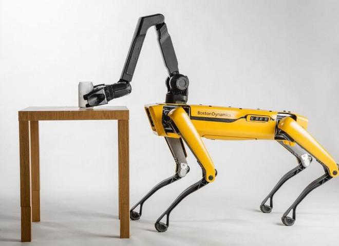 Những sáng tạo đột phá về công nghệ robot của Boston Dynamics báo trước một tương lai tươi sáng nhưng cũng đầy đáng sợ - Ảnh 6.