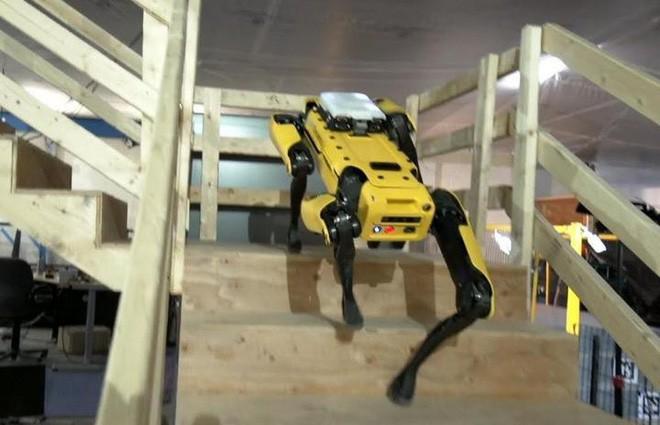 Những sáng tạo đột phá về công nghệ robot của Boston Dynamics báo trước một tương lai tươi sáng nhưng cũng đầy đáng sợ - Ảnh 7.