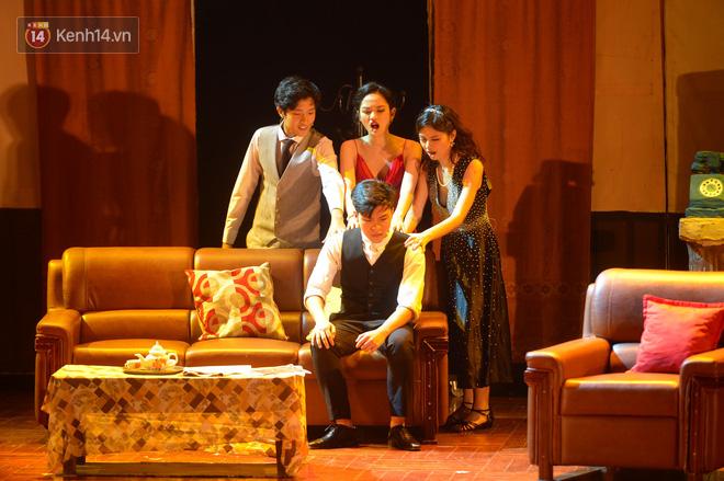 Hiếm có trường THPT nào ở Việt Nam tổ chức được nhạc kịch Tiếng Anh xuất sắc đỉnh cao như học sinh trường Ams - Ảnh 6.