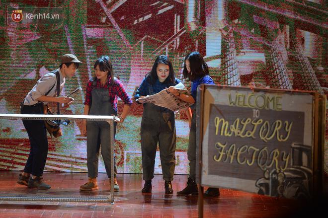 Hiếm có trường THPT nào ở Việt Nam tổ chức được nhạc kịch Tiếng Anh xuất sắc đỉnh cao như học sinh trường Ams - Ảnh 7.
