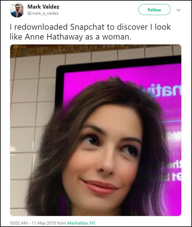 Náo loạn đầu tuần với filter chuyển giới từ Snapchat, nâng tầm sống ảo lên mức thượng thừa - Ảnh 3.