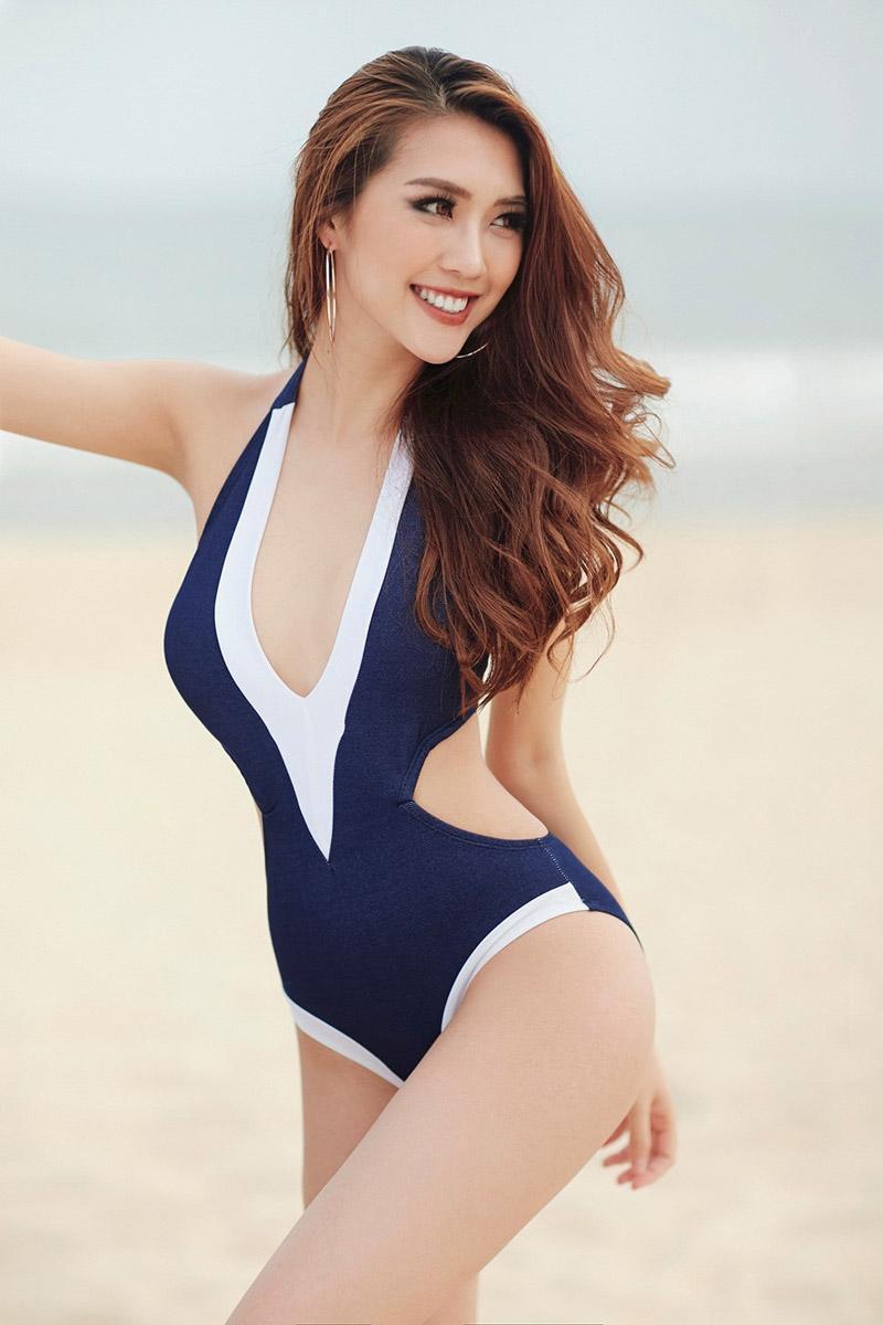 Hoa hậu và chuyện cánh tay to, bụng sồ sề khi chưa photoshop: Đâu phải nữ thần để đòi hỏi đẹp hoàn hảo 100% - Ảnh 5.