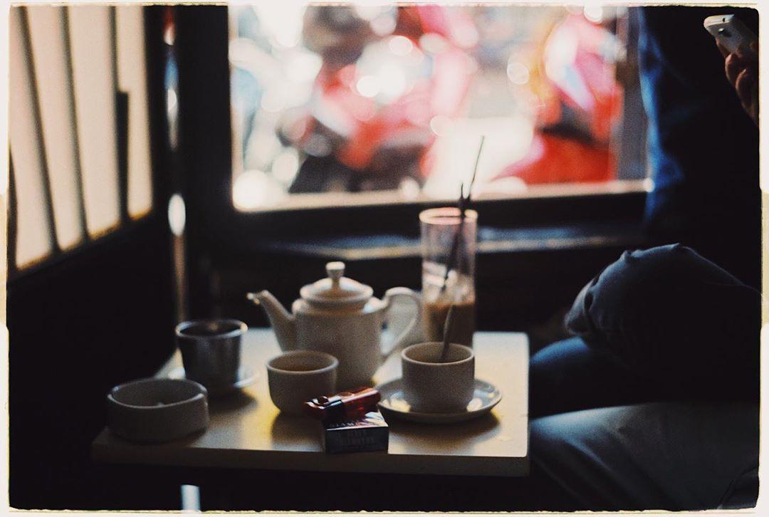 Cafe Tùng và những miền ký ức chưa kể về một hồn thơ Đà Lạt rất riêng, rất cũ giữa thời hiện đại! - Ảnh 12.