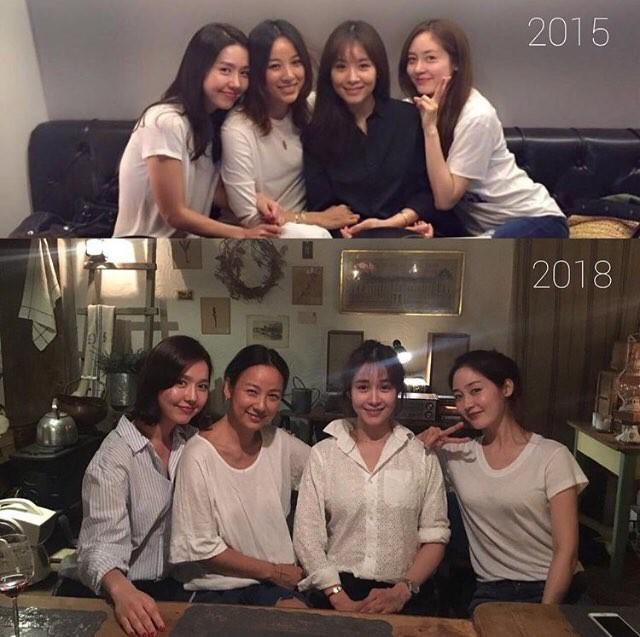 Girlgroup huyền thoại mừng 21 năm debut: Lee Hyori đọ sắc nữ thần Sung Yuri, bàn tiệc hội tụ toàn mỹ nhân quyền lực - Ảnh 10.