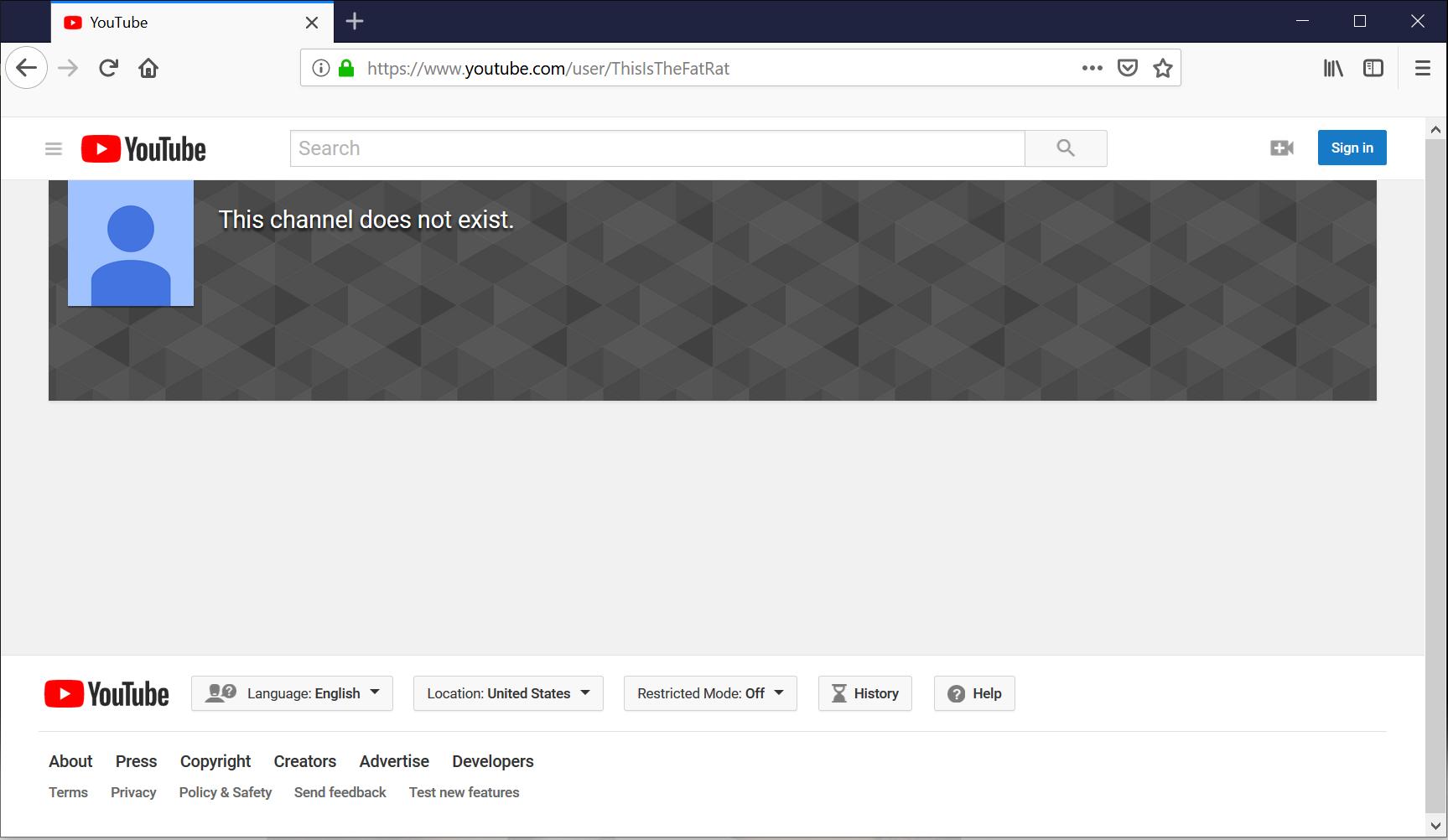 DJ TheFatRat lại bị YouTube xóa kênh lần 2: Lỗ hổng vô lý vẫn chưa được sửa sau nửa năm? - Ảnh 2.