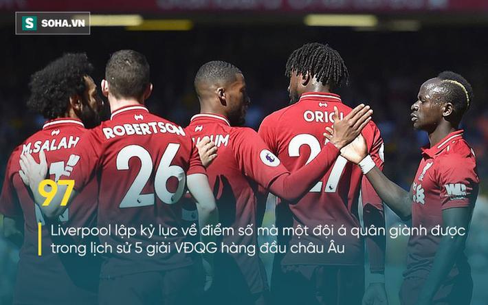 Nghịch lý đau khổ của Liverpool: Vét sạch giải thưởng Ngoại hạng Anh, trừ mỗi chức vô địch! - Ảnh 8.