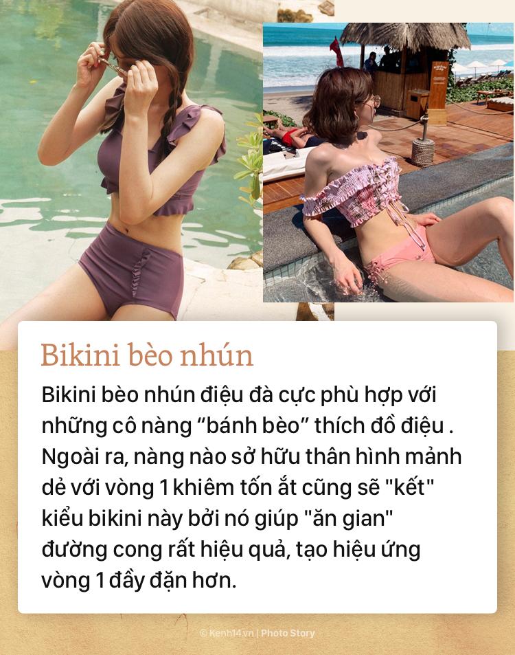 Sắm sửa ngay những mẫu bikini hot nhất mùa hè năm nay, cho các nàng tha hồ diện đi biển - Ảnh 3.