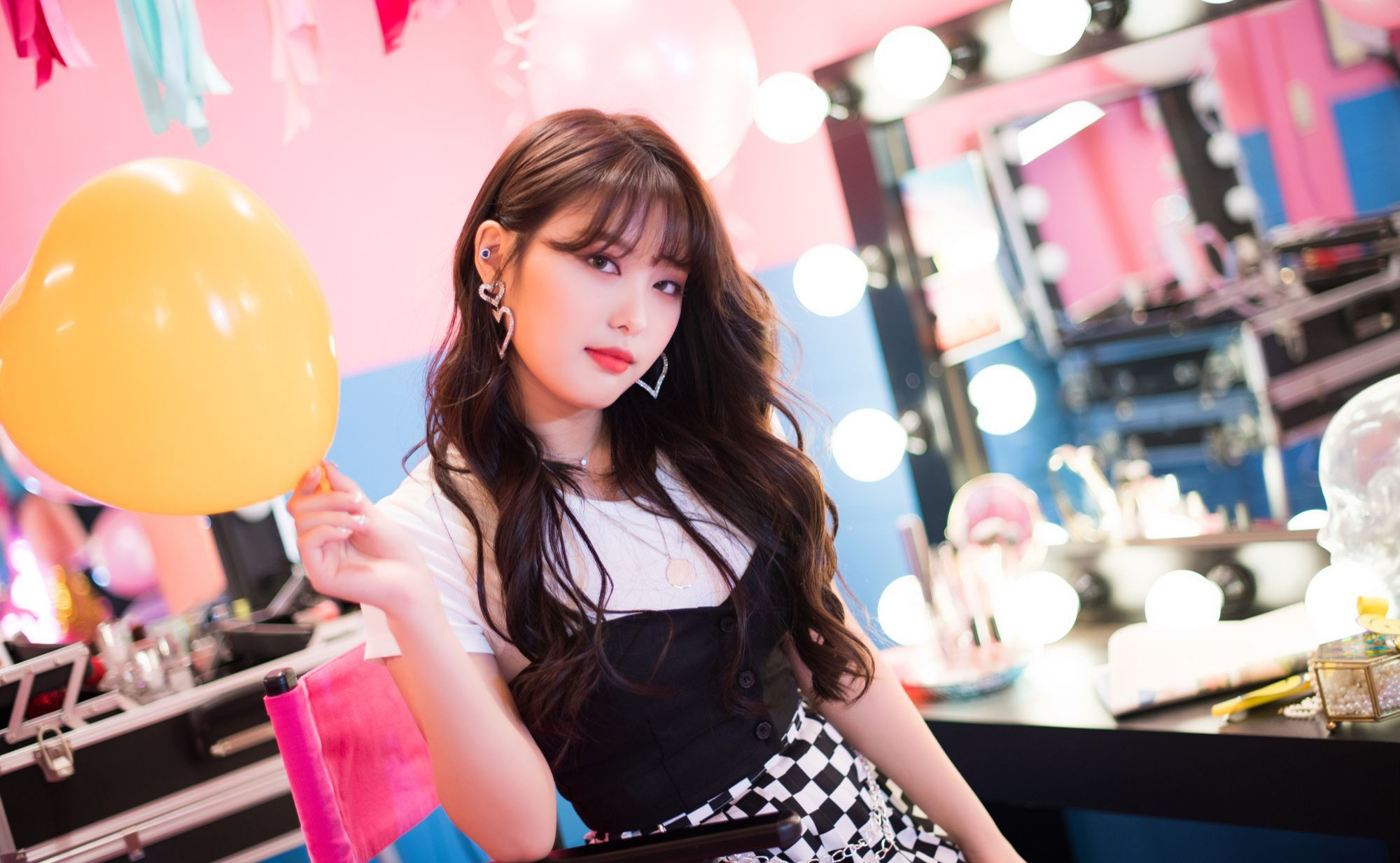 Giọng mỏng mà chọn bài khó, thành viên MOMOLAND bị ném đá vì phá hit mới nhất của Taeyeon (SNSD) - Ảnh 3.
