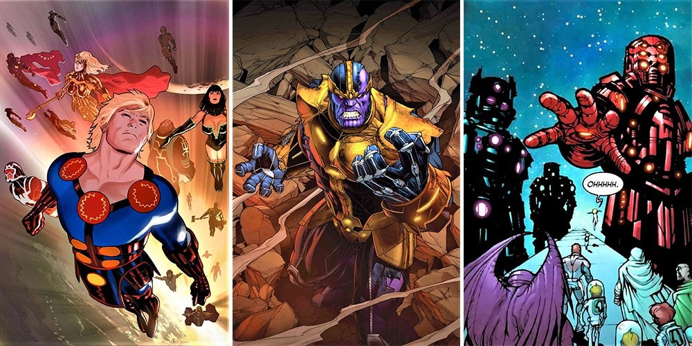 ETERNALS của Marvel khủng cỡ nào mà loạt sao bự Hollywood háo hức góp mặt dữ vậy? - Ảnh 4.