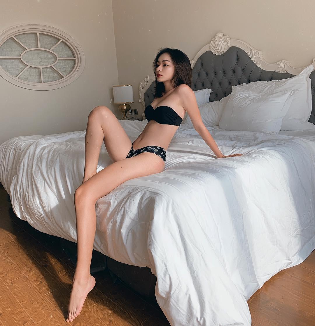 Girl xinh 2000 sở hữu cái tên lạ Trần Nhã Ca, tiết lộ chẳng mấy khi phải dùng đến phần mềm chỉnh ảnh vì lí do này - Ảnh 9.