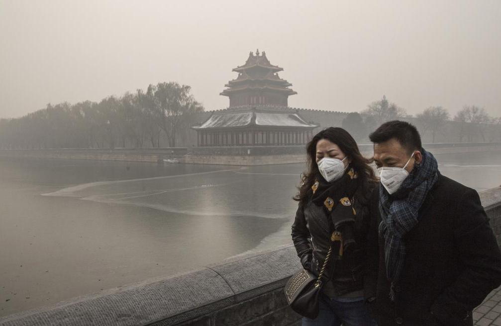 Nỗi kinh hoàng đối với dân xê dịch hiện nay: Ô nhiễm không khí! - Ảnh 4.