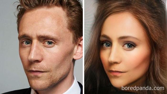 Dàn sao Avengers chuyển giới bằng filter của Snapchat: Một vé hoa khôi cho Loki-Thor ngay và luôn! - Ảnh 11.