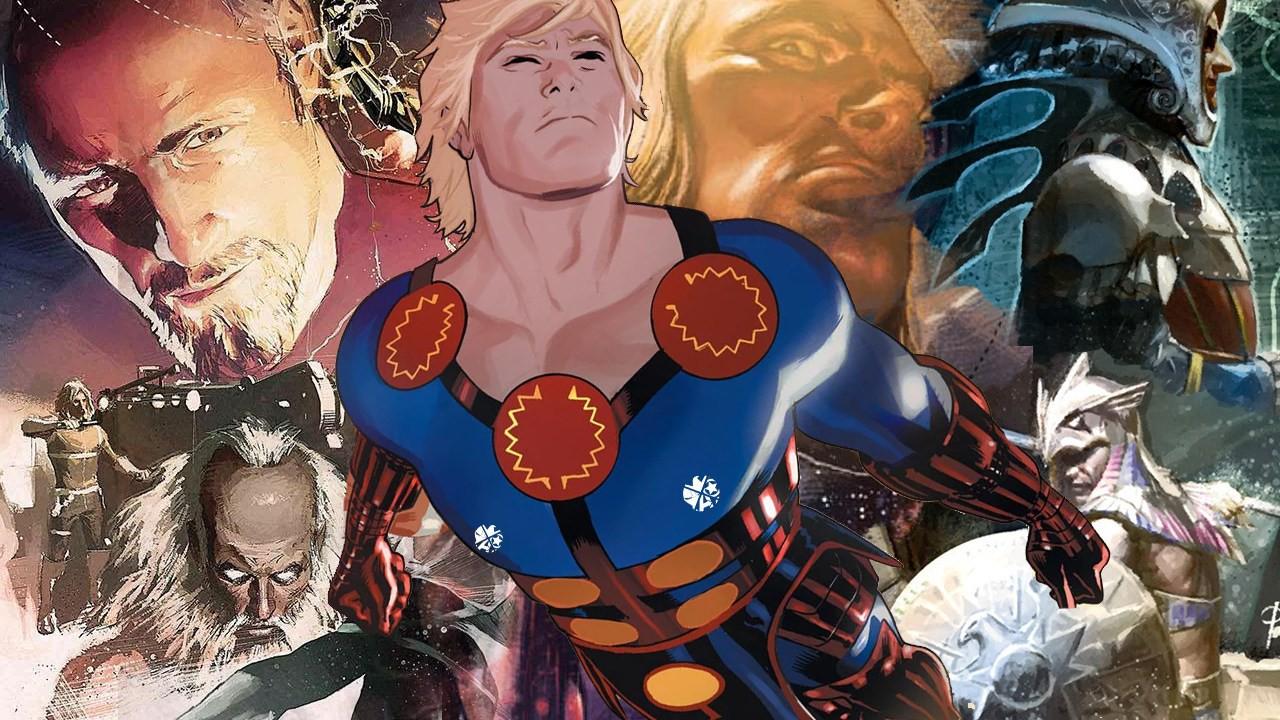 ETERNALS của Marvel khủng cỡ nào mà loạt sao bự Hollywood háo hức góp mặt dữ vậy? - Ảnh 1.