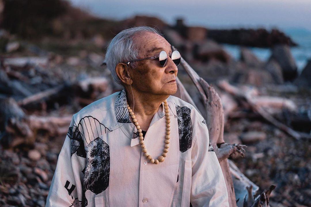 Internet phát sốt với cụ ông ăn chơi nhất Nhật Bản: 84 tuổi vẫn diện đồ hiệu nghìn USD, thần thái ngút trời - Ảnh 9.