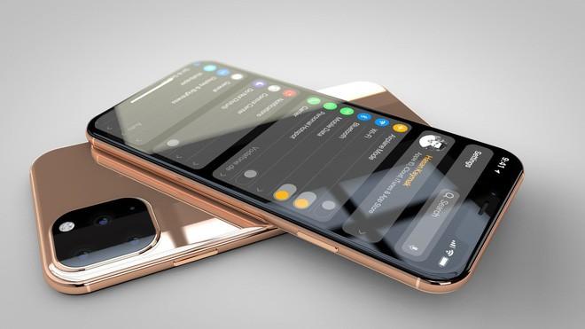 iPhone 2019 sắc nét như dao cạo qua ảnh dựng mới nhất, bóng lộn sang chảnh miễn chê - Ảnh 12.