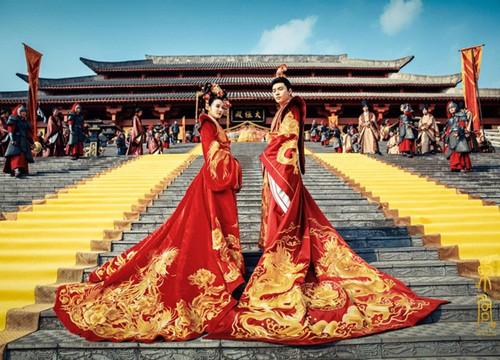 """7 tân lang cổ trang phim Hoa Ngữ đẹp """"khô máu"""", fan nữ tấp nập tranh nhau làm cô dâu! - Ảnh 12."""