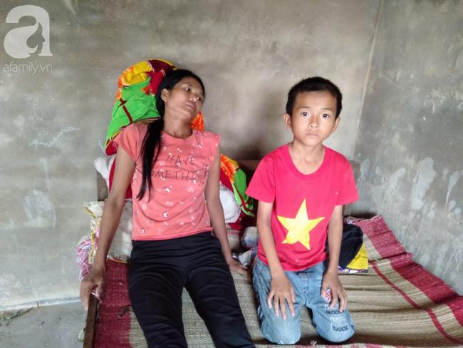 """Bé trai 9 tuổi không có bố, mắc bệnh tim đau đớn nhìn mẹ cận kề cái chết: """"Cháu sẽ sống sao nếu không còn mẹ?"""" - Ảnh 10."""