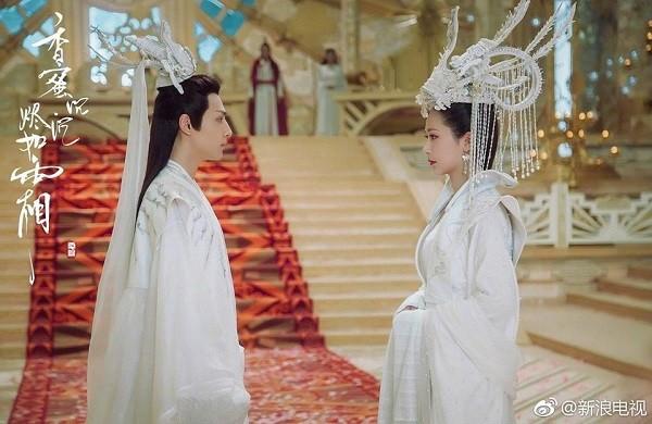 """7 tân lang cổ trang phim Hoa Ngữ đẹp """"khô máu"""", fan nữ tấp nập tranh nhau làm cô dâu! - Ảnh 13."""