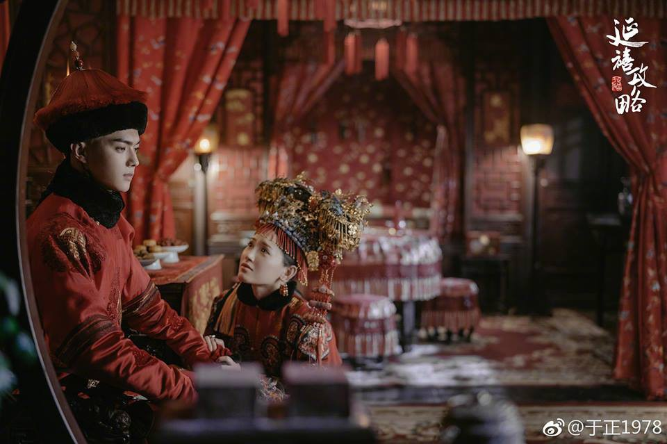 """7 tân lang cổ trang phim Hoa Ngữ đẹp """"khô máu"""", fan nữ tấp nập tranh nhau làm cô dâu! - Ảnh 16."""