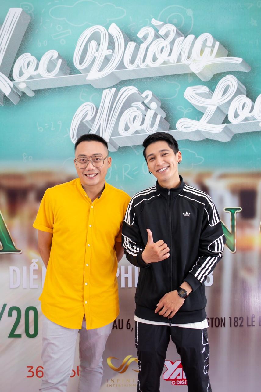 Tronie Ngô, Củ Tỏi hào hứng đến tham dự buổi casting Phim Cấp 3 phần 9 do Ginô Tống làm đạo diễn - Ảnh 3.
